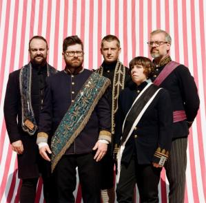 A quirky interview with Colin Meloy, the Decemberists' lead singer.