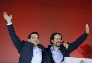 Spain's red-hot populist party, Podemos. On fire or flaming out?