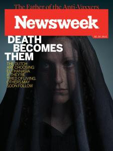 My first cover story, on the euthanasia boom in Holland.