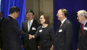 A strange trip to Seattle to hang out with the president of China (sort of.)